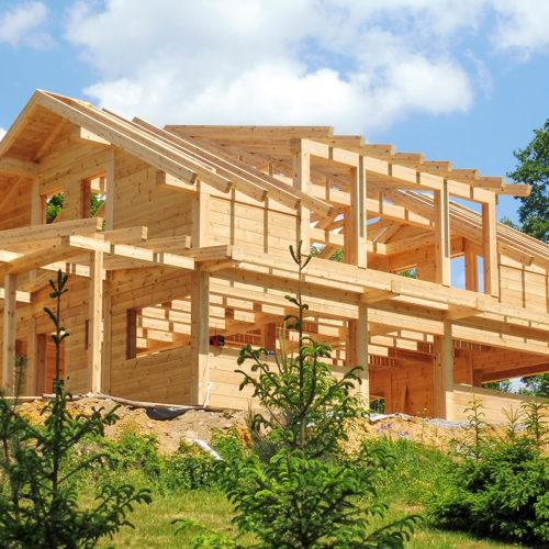 Jak stavíme dřevěné roubenky