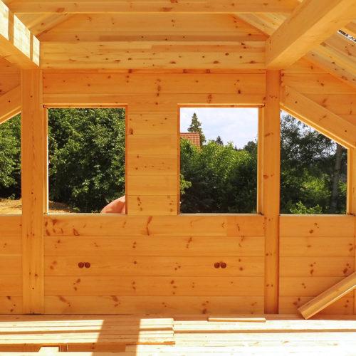 Katalog dřevostaveb